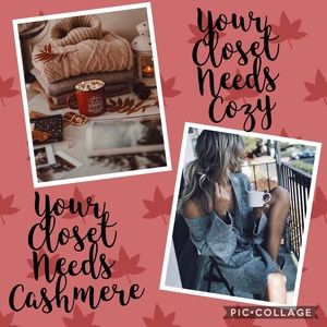 🍁Check out my closet for 100% Cashmere🍁